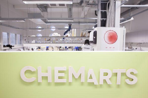 CHEMARTS_lab_photo Eeva Suorlahti