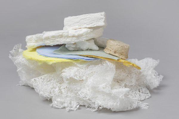 Aalto CHEMARTS Cookbook Pulp Foam. Photo by Eeva Suorlahti.
