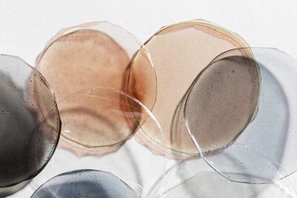 Aalto CHEMARTS Cookbook Wooden Transparency. Photo by Eeva Suorlahti.